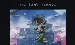 Isaiah Rashad's 'The Sun's Tirade' album cover.