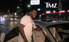 This is Kevin Gates discussing the Louisiana floods with TMZ.