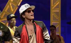 Bruno Mars SNL