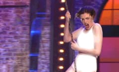 Anne Hathaway Lip Sync Battle