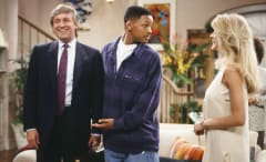 "A photo of Donald Trump's cameo on ""Fresh Prince."""