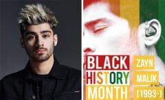 Zayn Malik – Black History Month