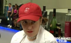 Lena Dunham on 'The Breakfast Club'