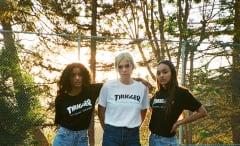 """Young Thug x Thrasher """"Bootleg"""" Tees"""