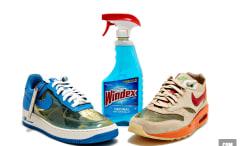 Nike Clear Sneakers