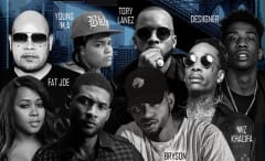 This is Power 105.1's Powerhouse lineup for 2016.
