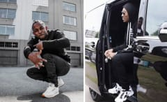 Kendrick Lamar and Future Reebok