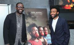 The stars of 'Atlanta.'