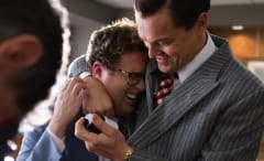 Leonardo DiCaprio pranks Jonah Hill
