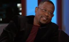 Martin Lawrence talks 'Bad Boys 3' on 'Kimmel'