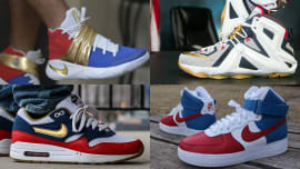 new product 27d8f f21d7 The 50 Best  USA  NIKEiD Designs