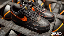 add5fe07fad ASAP Bari's VLONE x Nike Air Force 1 is Selling For More Than $90,000 on  eBay