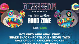 First We Feast | Complex