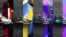 c0ca35883084 Nike Preps for Playoffs With Shoes for KD