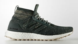 d6bbfb6a9 Adidas Ultra Boost ATR Mid Green Tan Release Date Profile