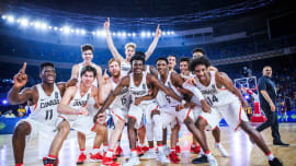 05644b3ea30 Canada Wins FIBA U19 World Cup