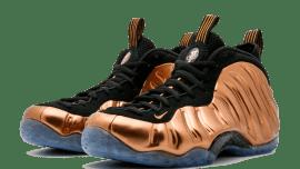 11ebf3418d7 Copper Nike Air Foamposite One