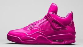 a2a178dc54f0f9 Air Jordan 4 IV Pink Patent 2019 Release Date