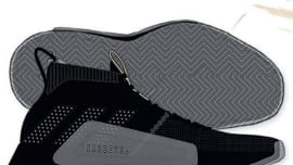 e5ce68a01af38 Adidas Dame 5 Core Black Grey Three Night Met 2019 Release Date BB9316