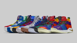 reputable site 1575e 71bd8 NikeID NBA Opening Week PEs. Sole Collector