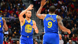 66e0ee2c04b6 Andre Iguodala Thinks Steph Curry Is the  Second-Best Point Guard Ever
