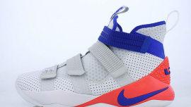 e53fb365822 Nike LeBron Soldier 11 Ultramarine Release Date 897646-101 Profile