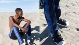 4e0a9df0b575 SUICOKE and John Elliot Launch a Tonal Lookbook for Their SS18 Collaboration