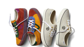 5bf90eedc5 Bold Colour and Throwback Styles Collide for the Vault by Vans and LQQK  Collaboration