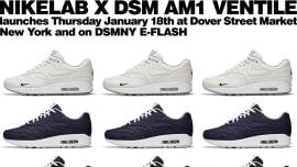 low priced c7f2d 2c00b DSM x Nike Air Max 1 Collection