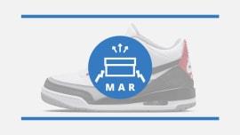 38679fdfa21308 Air Jordan Release Dates March 2018