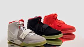 Nike Air Yeezy ii | Complex