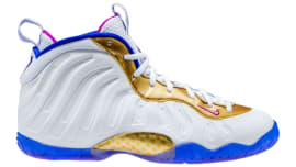783c722b3df This Unique Pair of Foamposites Is Just for Kids