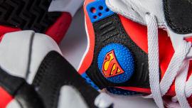 aae5e228819 Reebok Shaq Attaq Superman Release Date Tongue