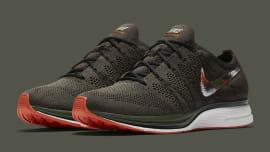 eedbfee9192856 Nike Flyknit Trainer Dark Green Release Date AH8396-202 Main. Sole Collector