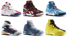 deb06f5bbb1 Sneaker Politics Teases LSU-Themed Shaq Attaq Collaboration. By Brandon  Richard. Feb 11