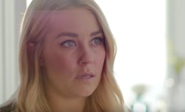 Lauren Conrad talks 'The Hills' in MTV's anniversary special.
