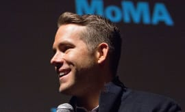 Ryan Reynolds at Deadpool Screening