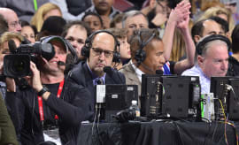 Jeff Van Gundy ESPN 2016 Sixers Lakers