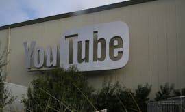Los Angeles headquarters of You Tube