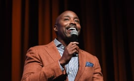 Producer Will Packer