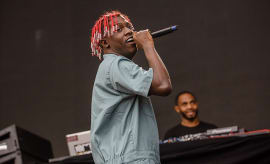 Lil Yachty at 2017 Hangout Music Festival - Day 3