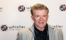 Alan Thicke Whistler Film Fest