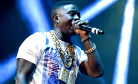 This is a photo of Boosie.