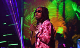 Quavo at BET Awards