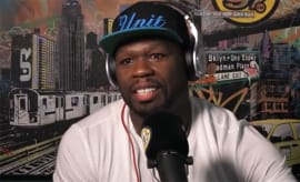 50 Cent on Hot 97
