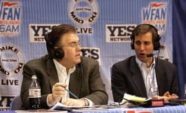 Mike and the Mad Dog WFAN 2006 Getty