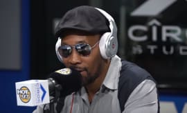 RZA freestyle