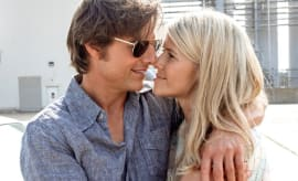 Tom Cruise & Sarah Wright