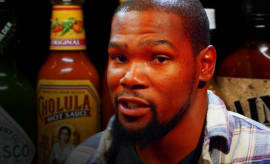 Kevin Durant Hot Ones Thumb