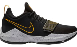 Nike PG1 Black University Gold Wolf Grey Release Date 878627-006 Profile